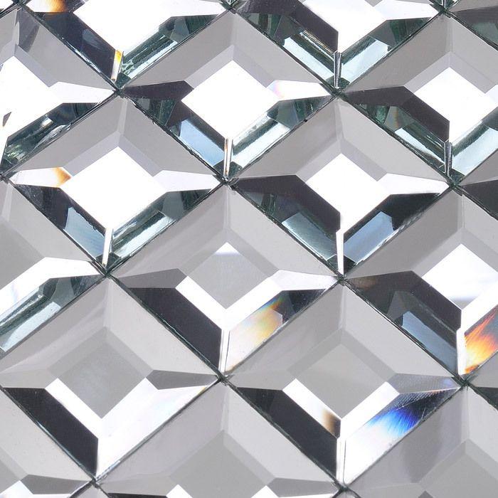 Oltre 25 fantastiche idee su specchio con piastrelle su - Piastrelle metalliche ...