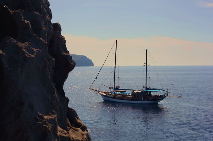 discovering Aeolian Islands