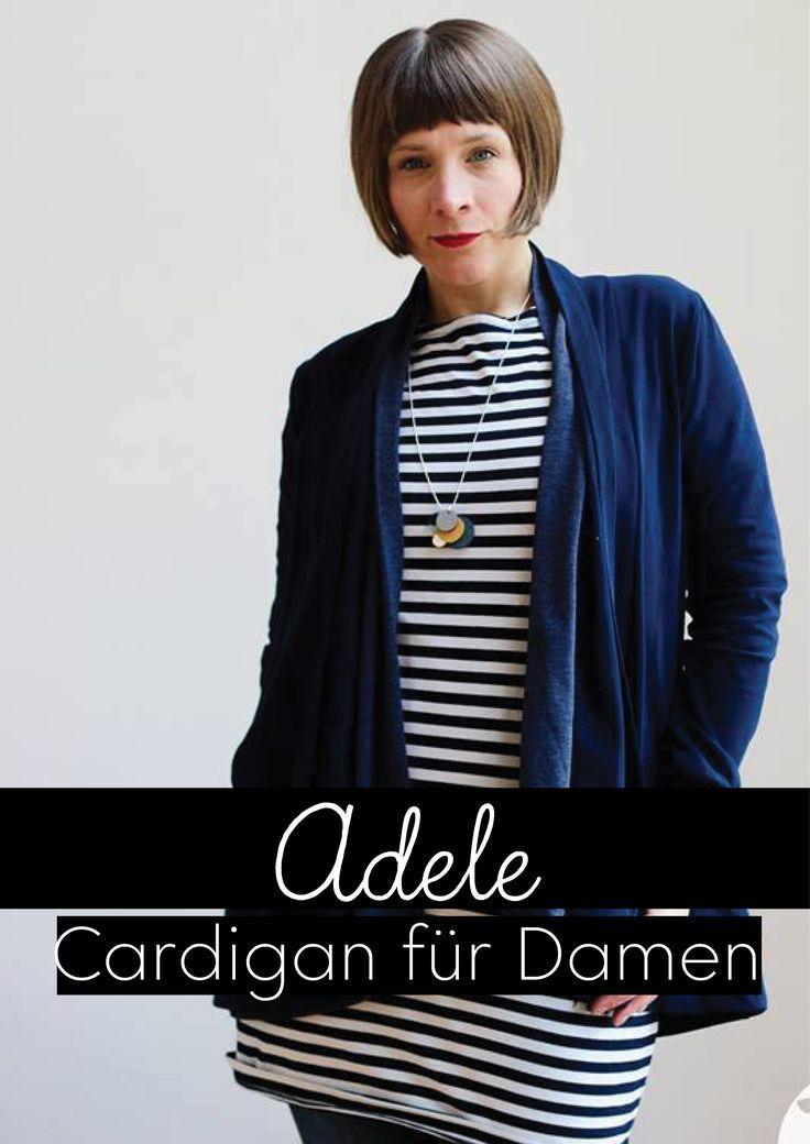 Adele | Nähen für Anfänger | einfache Schnittmuster und