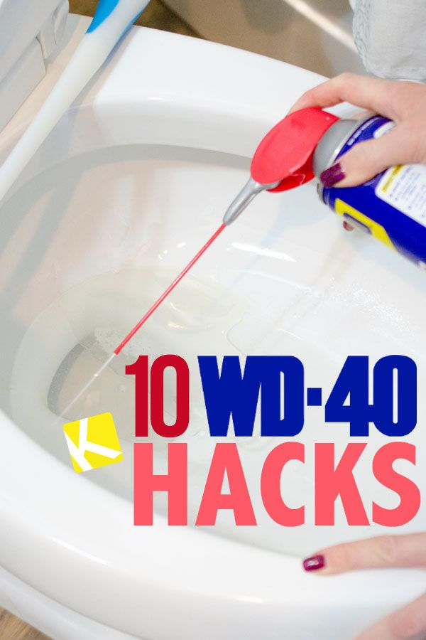10 Wd 40 Hacks You Ve Never Heard Before House Cleaning Tips