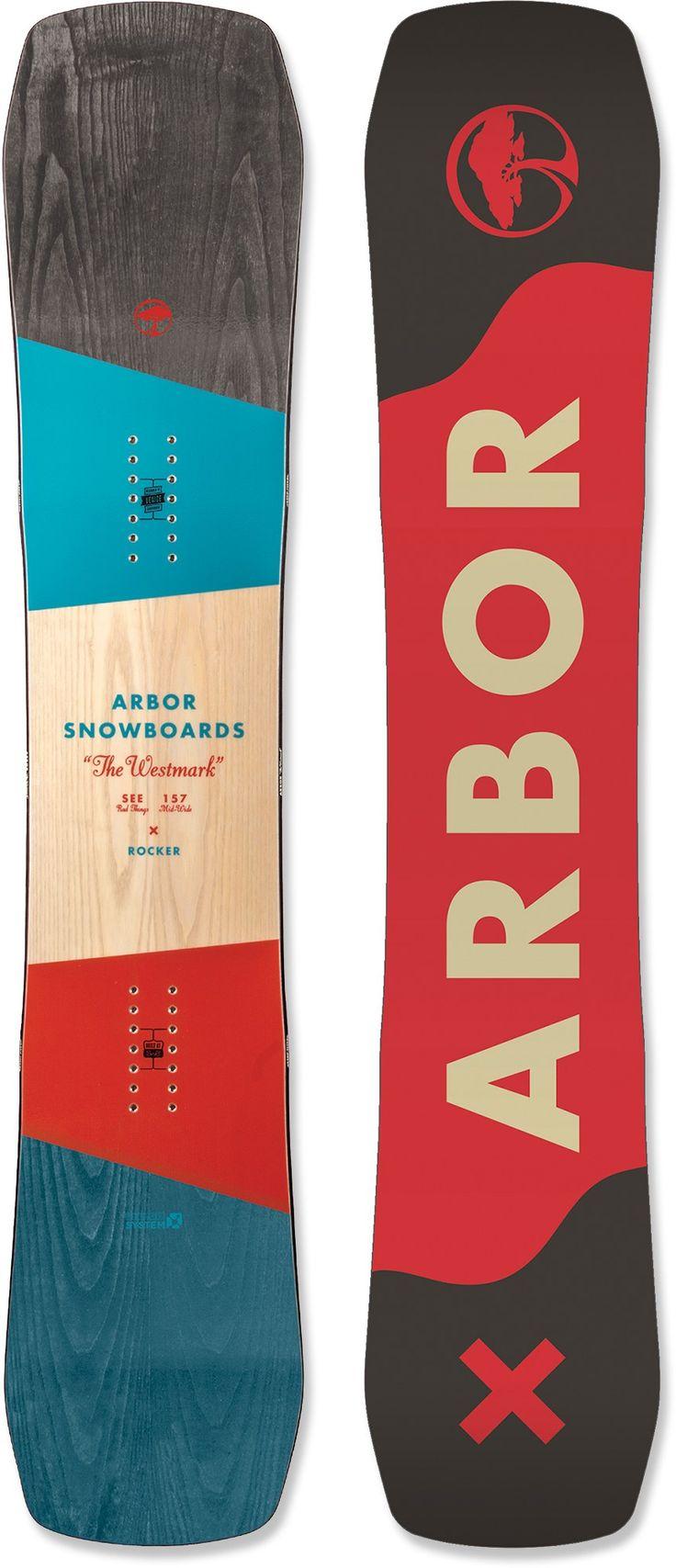 Arbor Male Westmark Rocker Snowboard /2016