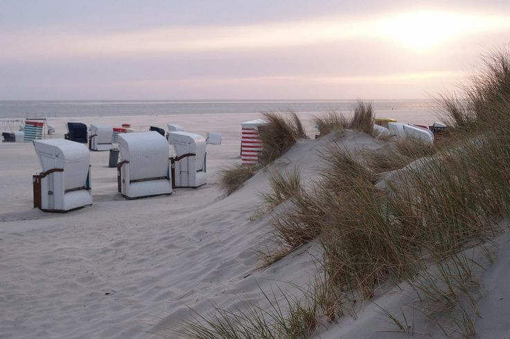 Borkum, North Sea, Germany