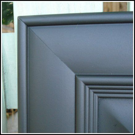How to paint your cabinets professionally using SPRAY PAINT!!