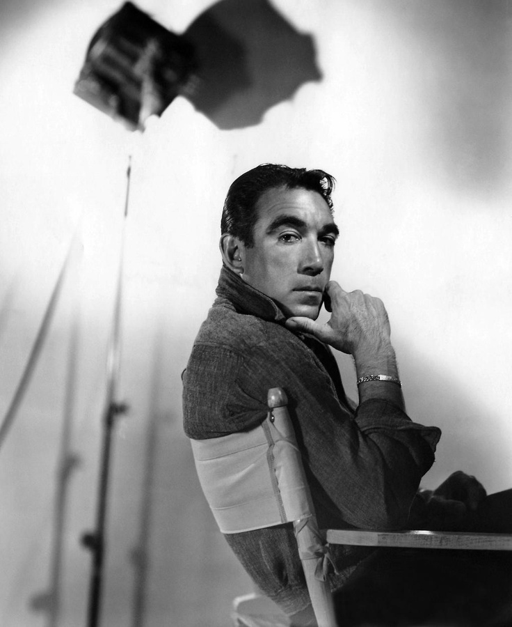 16 Best Images About Anthony Quinn On Pinterest