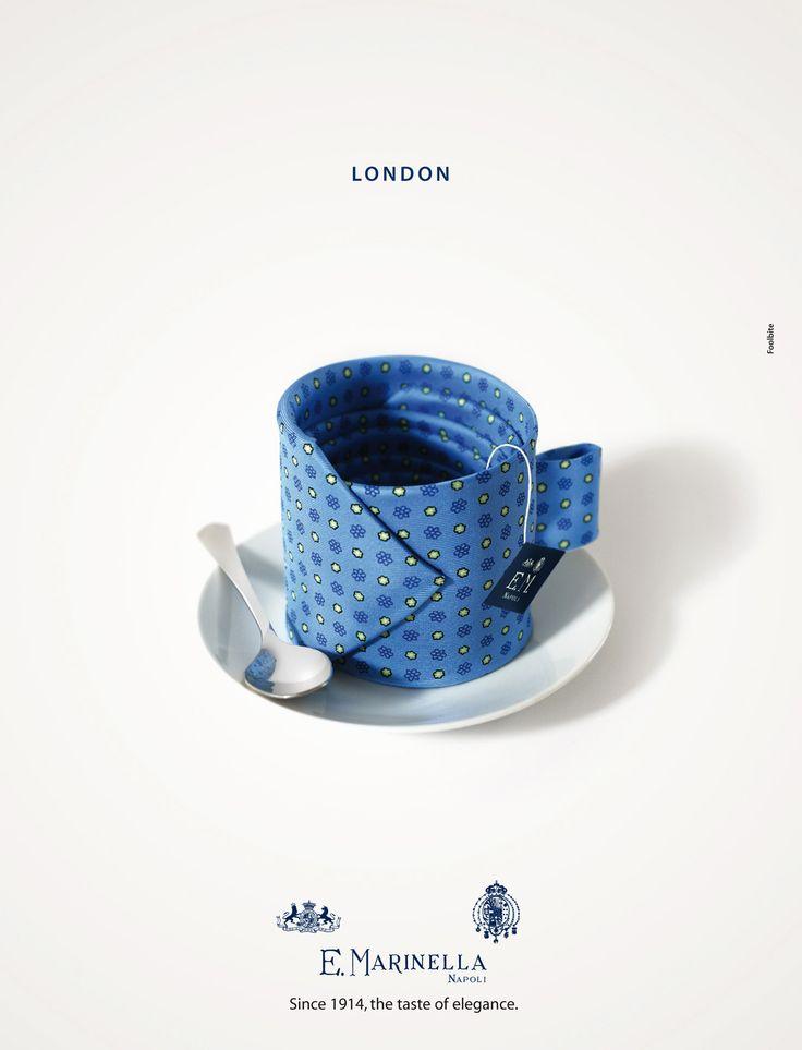 Marinella Ties - London