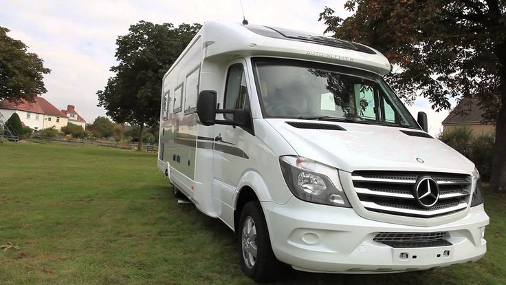 17 best images about autosleeper mercedes benz motorhomes for Mercedes benz luxury rv