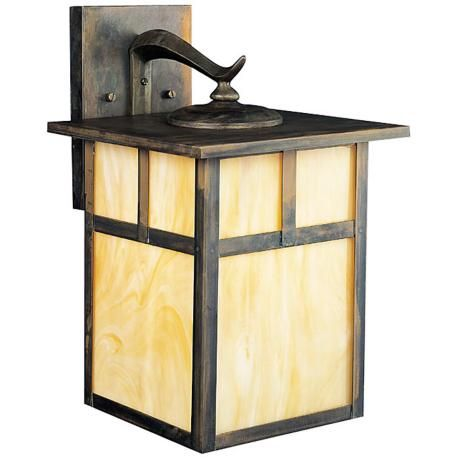Kichler Alameda 14 1 2 High Outdoor Wall Light Pinterest Outdoor Lamps Garage And Products