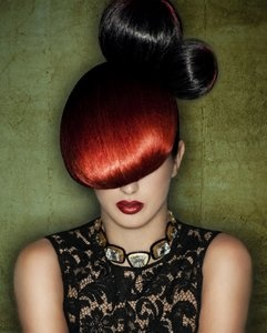 Eric Fisher: Master Hairstylist of the Year  Photographer: Eric Fisher