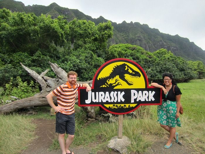 North Shore | Oahu - Kualoa Ranch - Jurassic Park - scenes from Lost were filmed here too