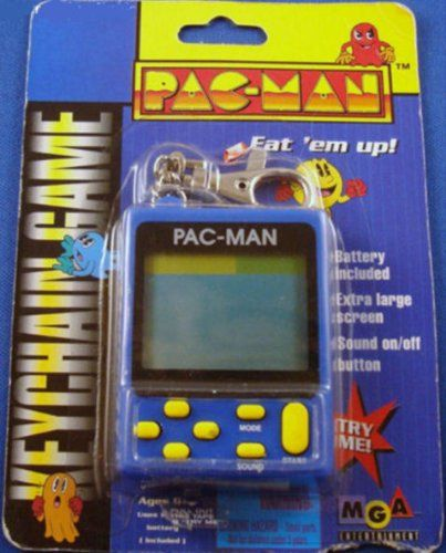 PAC-Man Keychain Classics @ niftywarehouse.com #NiftyWarehouse #PacMan #VideoGames #Pac-man #Arcade #Classic