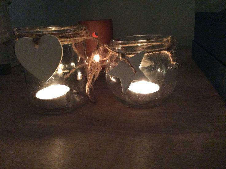DIY. Decora con velas para crear un rincón acogerdor con su luz. By Gocor Estudio Bcn