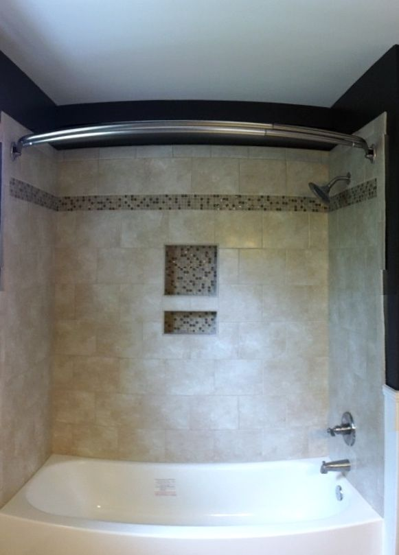 bathroom tub and shower tile ideas 1000 images about shower ideas on gray 24973