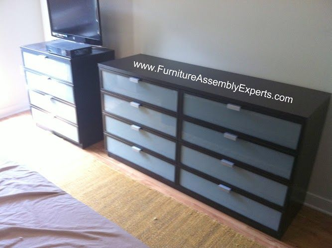 Ikea Hopen 8 Drawers Dresser Assembled In Fort Washington Md By Furniture Assembly Experts Llc