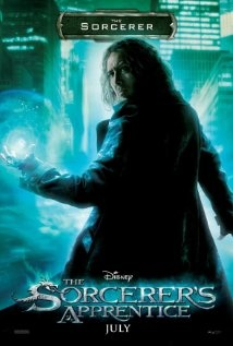 The Sorcerer's Apprentice - Nicholas Cage, Jay Baruchel