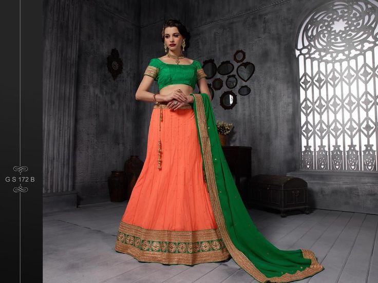 Indian Designer Bollywood #Lehenga Choli