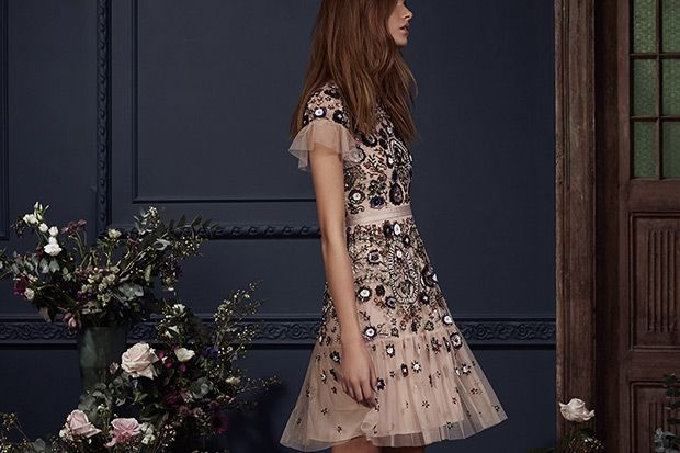 Well, 'tis almost the season of metallics, satins and sparkles so we've rounded up some great Autumn Winter Wedding Guest Style...
