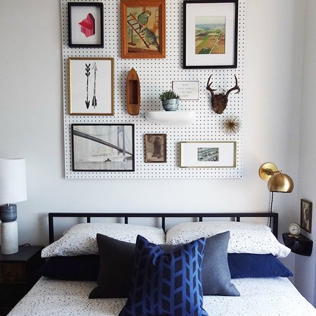 So in love with @evenkiel 's bedroom and that awesome peg board (from his DS home tour today- link in profile above!)