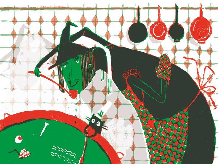 Acrylic and digital art. Yvonne Campedel