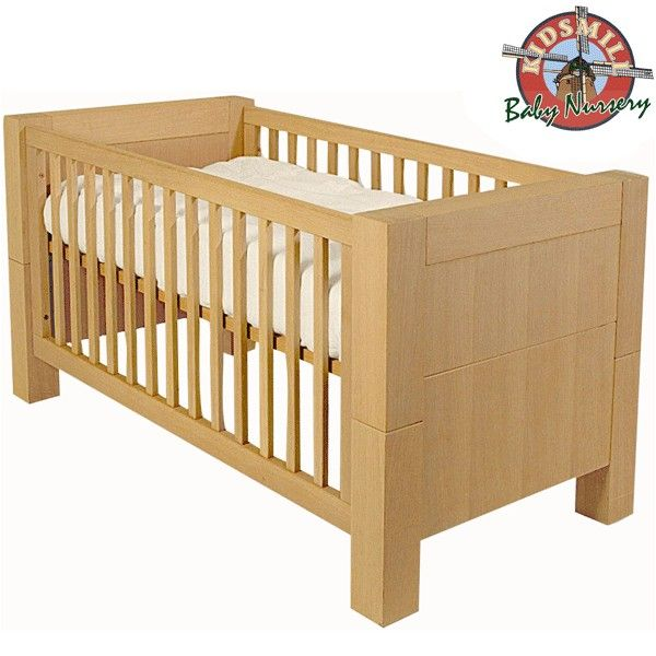 Kidsmill Kubus oak - Cot-bed 70x140