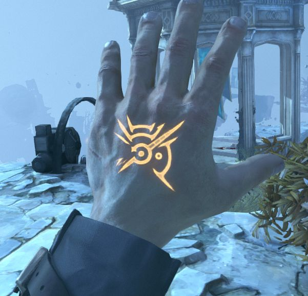 Dishonored Outsider symbol