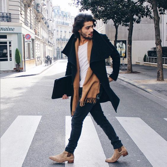 FashionDRA   Men also got style: Les élémentaires de la garde-robe de l'homme moderne