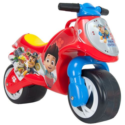 Paw Patrol Foot to Floor Ride-On Motorbike