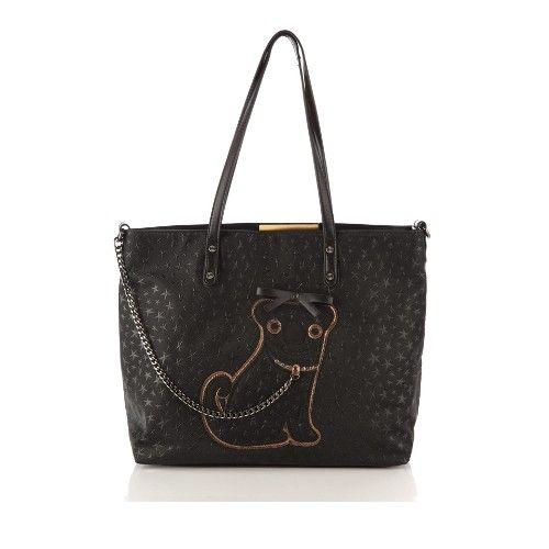 zincirli köpek desenli büyüh  çanta ürünü, özellikleri ve en uygun fiyatların11.com'da!  zincirli köpek desenli büyüh  çanta, el çantası kategorisinde! 018
