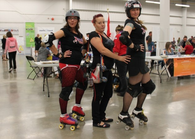 Yes we even have rollerderby! www.OkotoksIsAwesome.com