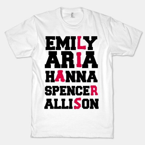 @Layla Harrison all the little liars #PLL #liar #television #prettylittleliars #cute