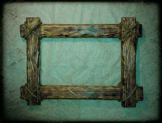 Фоторамки ручной работы. Ярмарка Мастеров - ручная работа. Купить Рамка из дерева. Handmade. Рамка, рамка ручной работы, сосна