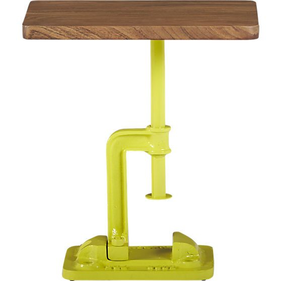 jack side table in accent tables | CB2