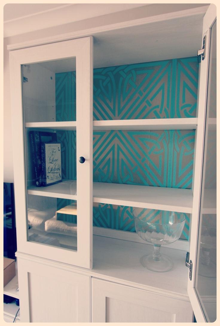 Graham brown wallpaper viva in turquoise and gold for Wallpaper viva home