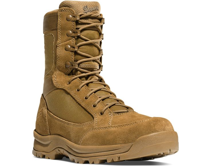 Danner Tanicus Military Combat Boots Coyote Rugged