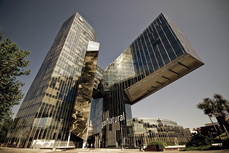 Torre Mare Nostrum - Barcelona, Barcelona