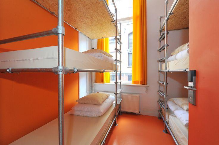 The Orange room.