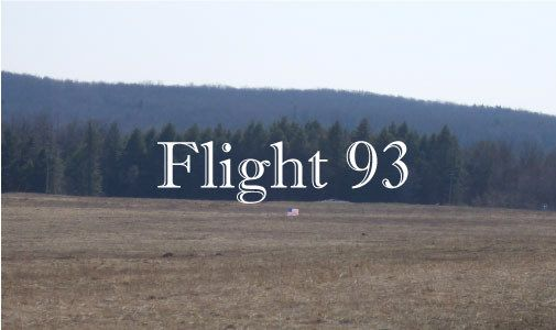 Shanksville, PA Sept 11, 2001