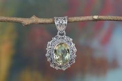 AMAZING HANDMADE FACETED LEMON QUARTZ GEMSTONE 925 SILVER PENDANT $22.99 https://www.brillantejewelry.com/collections/pendants/products/amazing-handmade-faceted-lemon-quartz-gemstone-925-silver-pendant