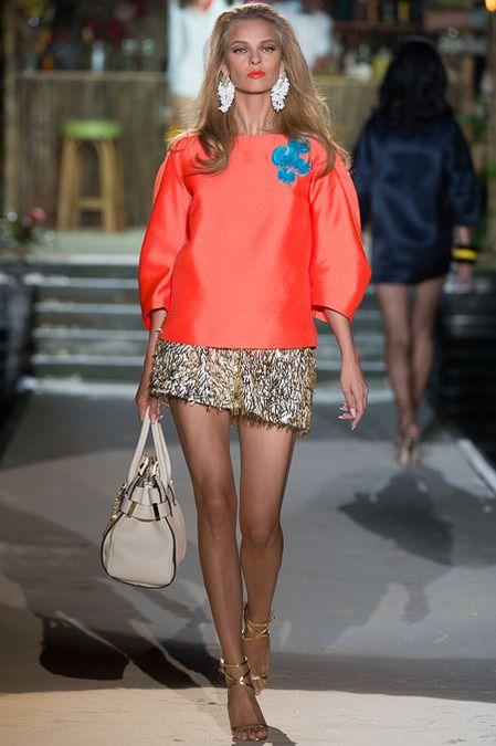 Dsquared Spring 2014 Rtw Fashion Pinterest