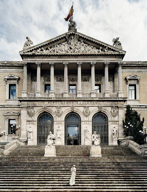 Biblioteca Nacional de Madrid