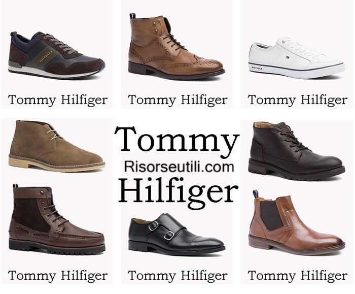 Shoes Tommy Hilfiger fall winter 2016 2017 for men