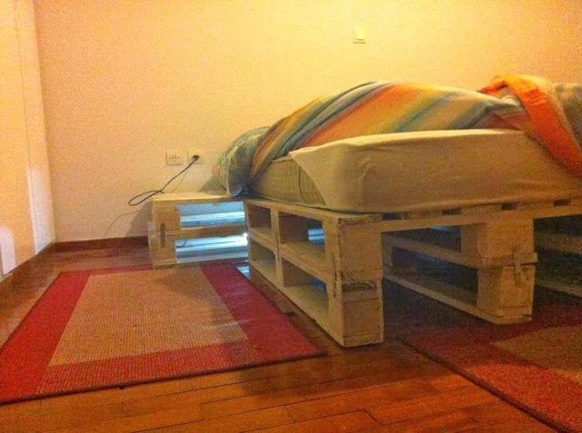 κρεβάτια από παλέτες Mnv s