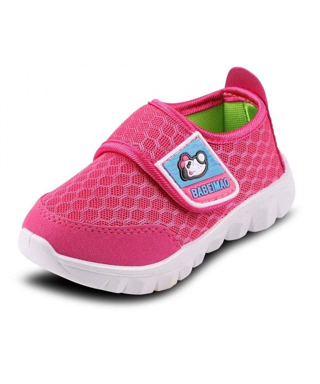 Summer Sneakers Kids Boys Girls Comfy Trainers Mesh Slip On School Shoes Size