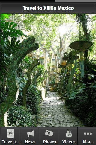 The Ultimate Travel to Xilitla Mexico fanatics App! <p>This is the only app you need when it comes to Travel to Xilitla Mexico. <p>Do you want to get the latest updates, news, information, videos, photos, events and amazing deals about Travel to Xilitla M