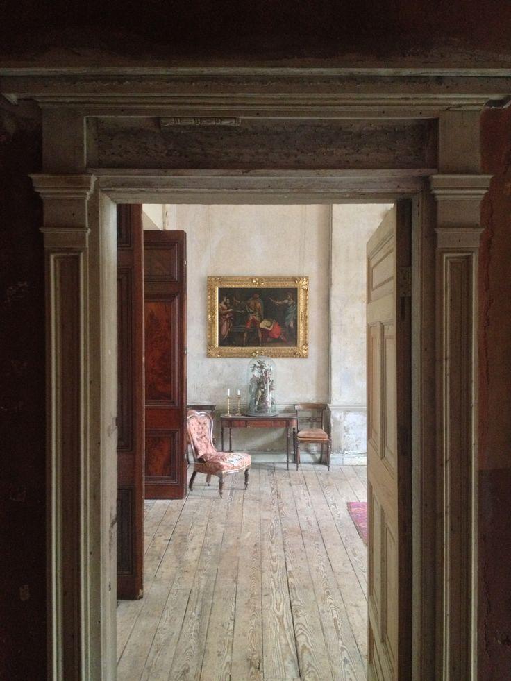 No. 12 Henrietta Street, Dublin, 1730-1733. Source: The Irish Aesthete.