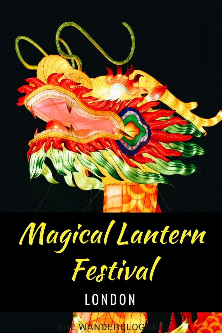 The Magical Lantern Festival At Chiswick House & Gardens