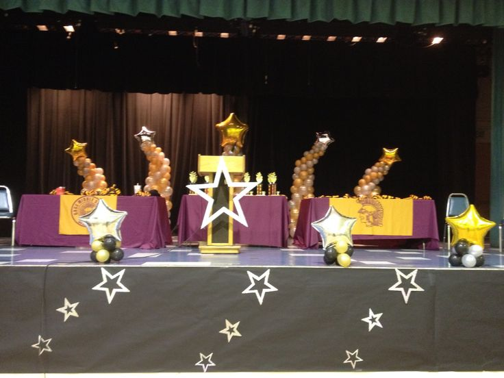 17 best images about teaching wrapping up on pinterest for Annual day stage decoration images