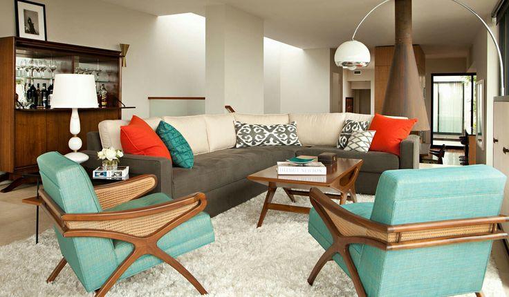 Colorful summer decorative interior ideas