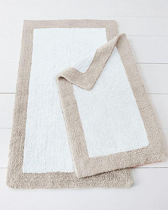 17 best ideas about bath rugs on pinterest towel rug. Black Bedroom Furniture Sets. Home Design Ideas