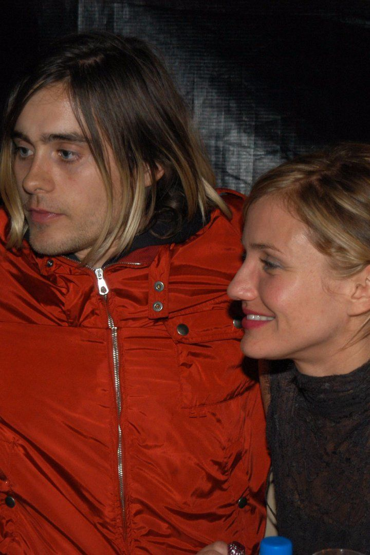 Pin for Later: Proof That Jared Leto Has Had as Many Girlfriends as He Has Hairstyles