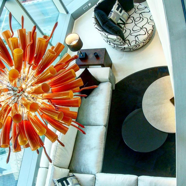Pulse #chandelier #lighting #design #architecture #interior